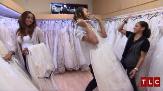 Brave WNBA Stars to Run the <i>Say Yes to the Dress</i> Gauntlet