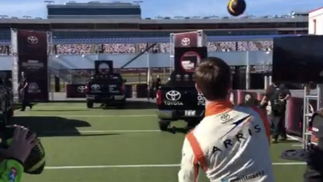Should've Done It With Helmets