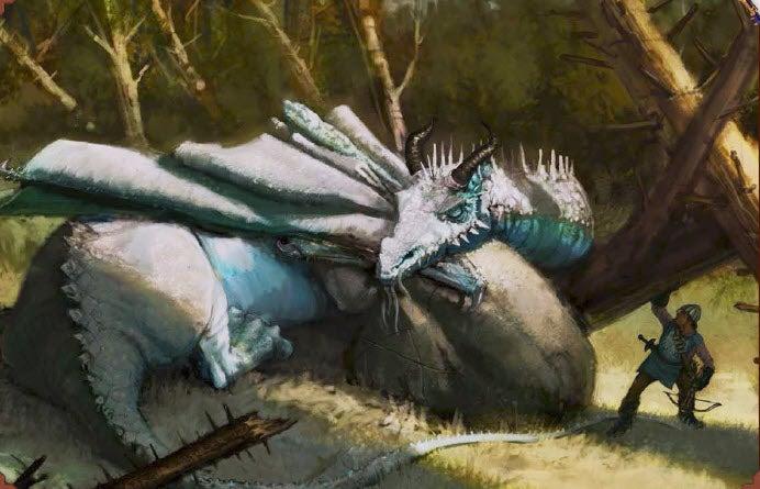 Midgard D&D campaign world brings mythology to life