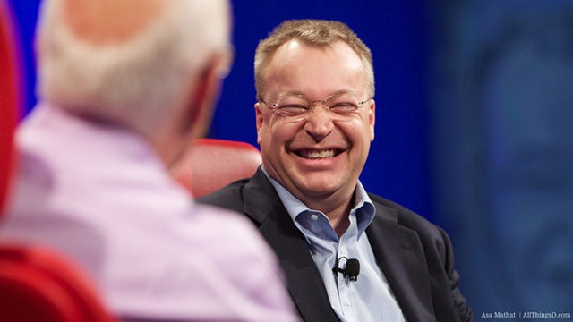Here's What Stephen Elop Revealed In His D9 Interview