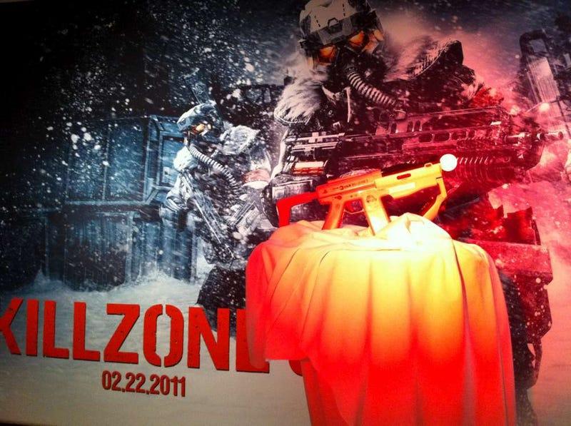 Sharp Shooter Offers Killzone 3 a $40 Crutch