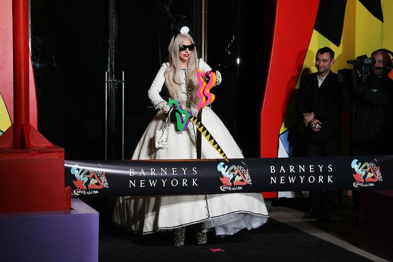 A Peek Inside Lady Gaga's 'Guilt-Free' Merchandising Wonderland
