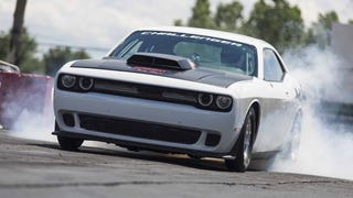 The 2015 Dodge Challenger Drag Pak, Because Tires Should Burn In Hell
