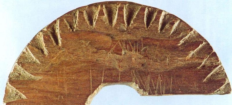 Increíble brújula solar vikinga funcionaba incluso de noche