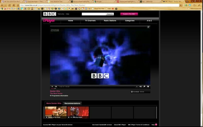 How to Access the BBC iPlayer from Outside the UK with Firefox