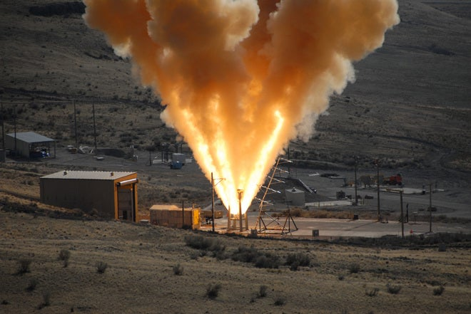 NASA's New Ejector System Borrows Tech From Yesterday's Apollo Program