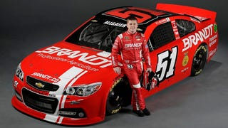 Know Your Cup Rookies: Justin Allgaier