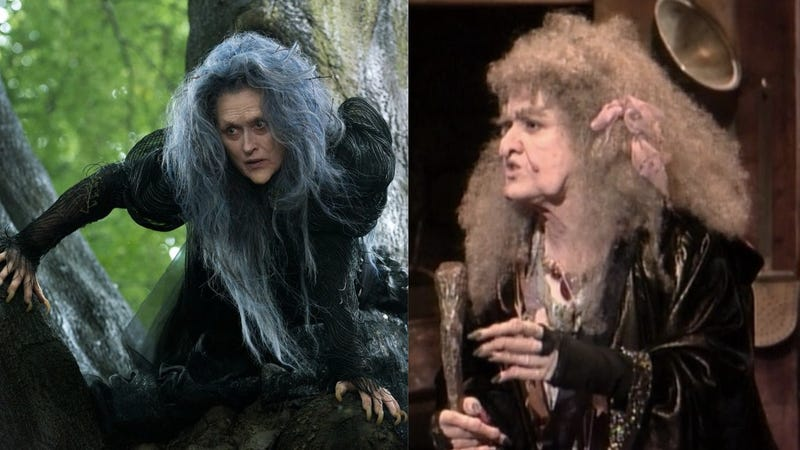 First look at Meryl Streep's witch from Disney's Into The Woods