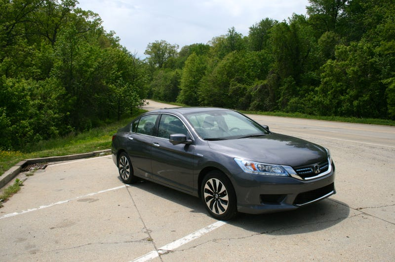 2014 Honda Accord Hybrid: The Jalopnik Review