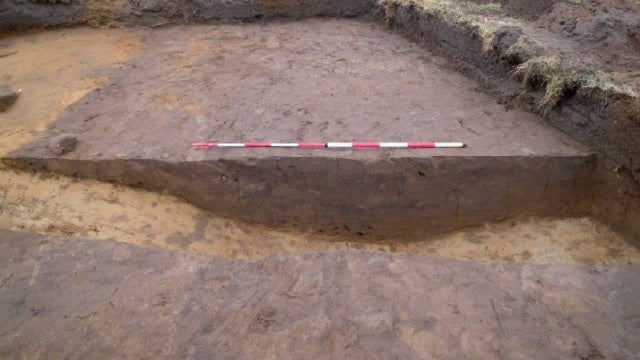 7,000-year-old archaeological site was a Stone Age rest area