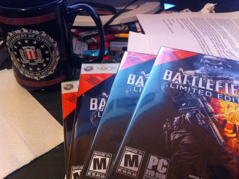 Are You Ready For Some Battlefield?