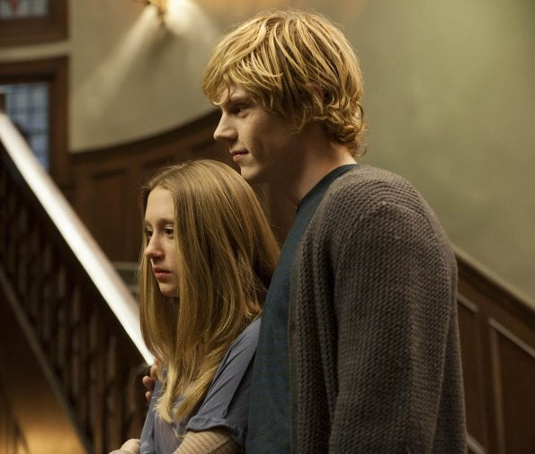 "American Horror Story 1x07, ""Open House"" Pictures"