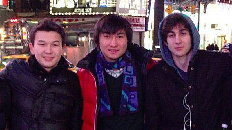 Three Students Arrested on Marathon Bombing-Related Charges