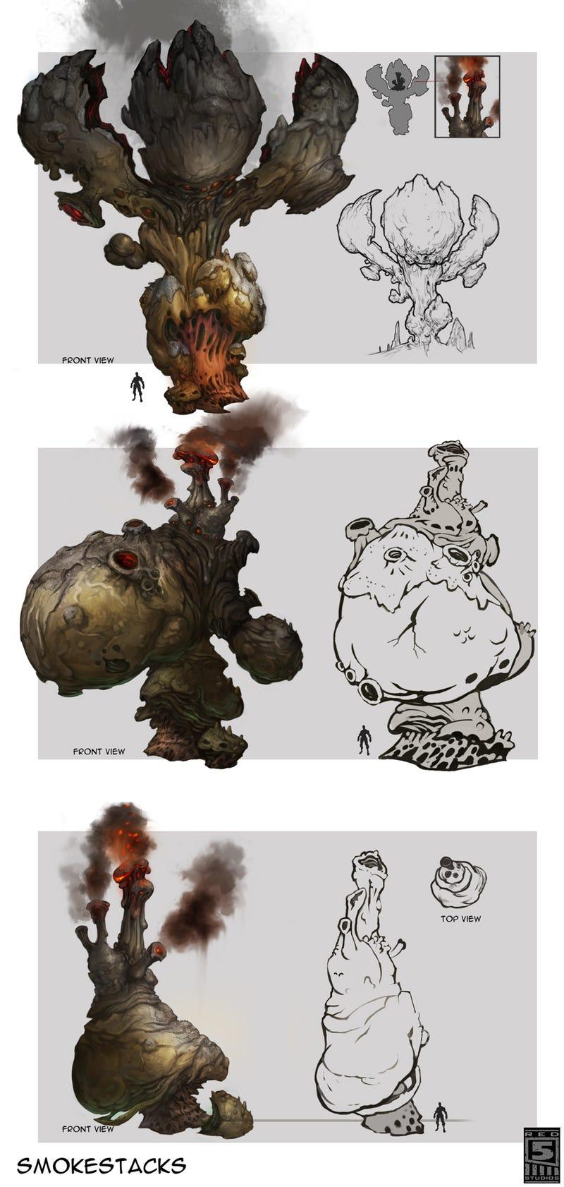Firefall Concept Art