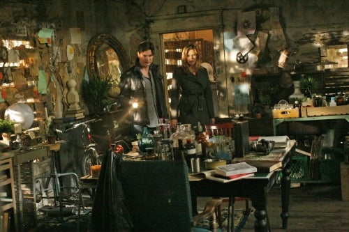 "Secret Circle Episode 8 ""Beneath"" promo pics"