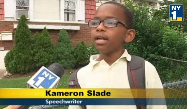 Queens Fifth-Grader Barred from Delivering Marriage Equality Speech to School