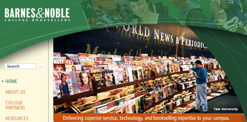 Barnes & Noble Saves Students Money with New Textbook Rental Service