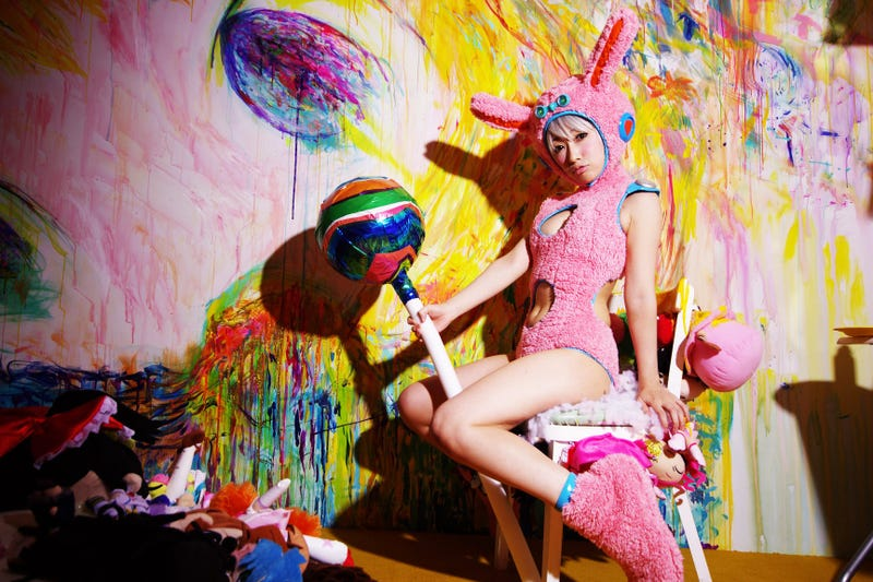 One of Japan's Weirdest Games Cosplayed Before Your Eyes