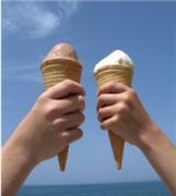 How to scoop ice cream