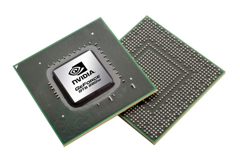 Nvidia GeForce 200M Graphics Cards Just Made Your Notebook Old and Busted