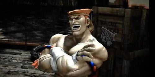 Street Fighter IV's New Guys In Action