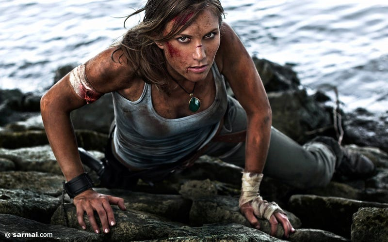 All the Lara Croft You Can Possibly Handle
