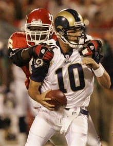 NFL Season Preview: St. Louis Rams