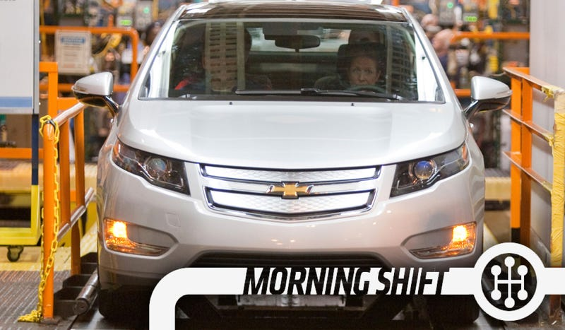 The Chevy Volt Isn't Selling