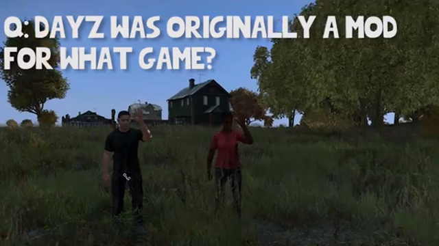 DayZ Jeopardy! Is Brutal And Has Only One Topic