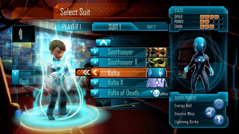 Ubisoft Tries Motion Controlled Fighting Again With Kinect's PowerUP Heroes