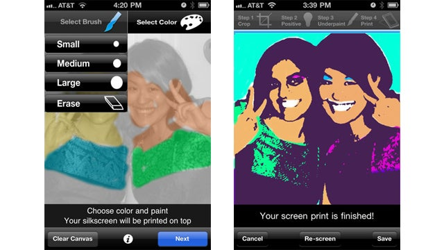 Everyone Can Be Famous For 15 Minutes With the Andy Warhol Museum's iPhone App