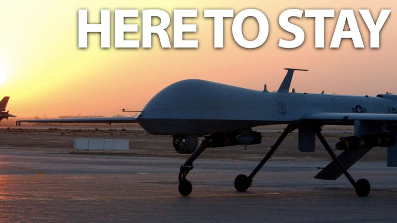 Drones Mean the Iraq War Is Never Over