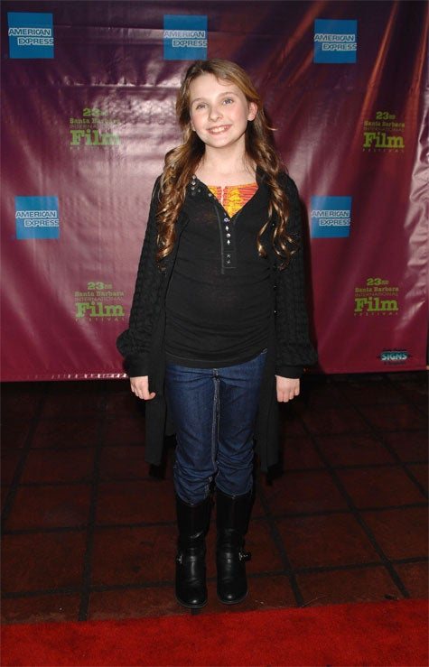 Abigail Breslin: They Grow Up So Quickly!