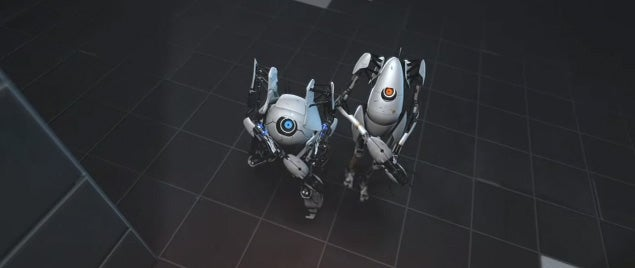 Portal 2 Once Had Competitive Multiplayer