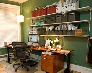 Designing the Perfect, Personalized Home Office