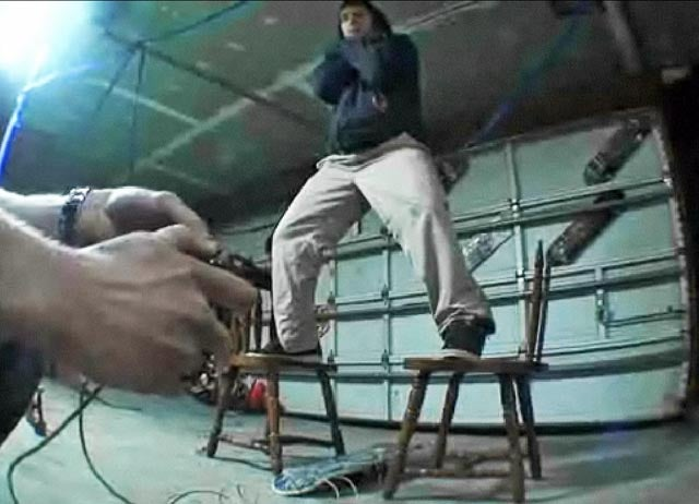 Getting Hit In The Junk By An Exploding Airbag