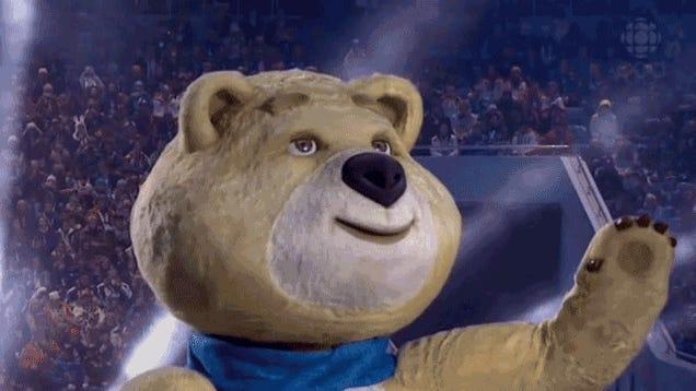 Why Olympic Mascots Are Always So Goddamn Creepy
