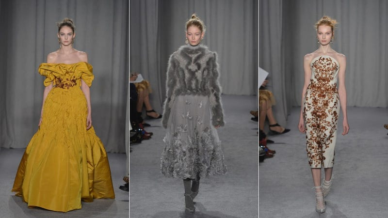 Marchesa: For the Highlands-Prowling Fairy Queen in You