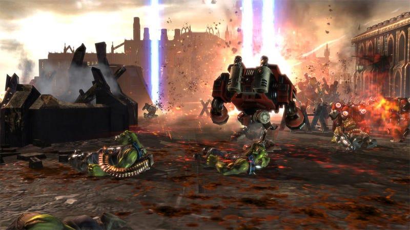 Dawn Of War II Demo Released