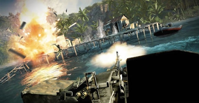 Far Cry 3 PC Performance Test: Graphics & CPU