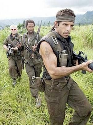 The Inevitable Tropic Thunder Boycott is Here