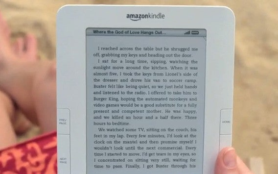 Amazon's Secret: Incest In The Kindle Ad?