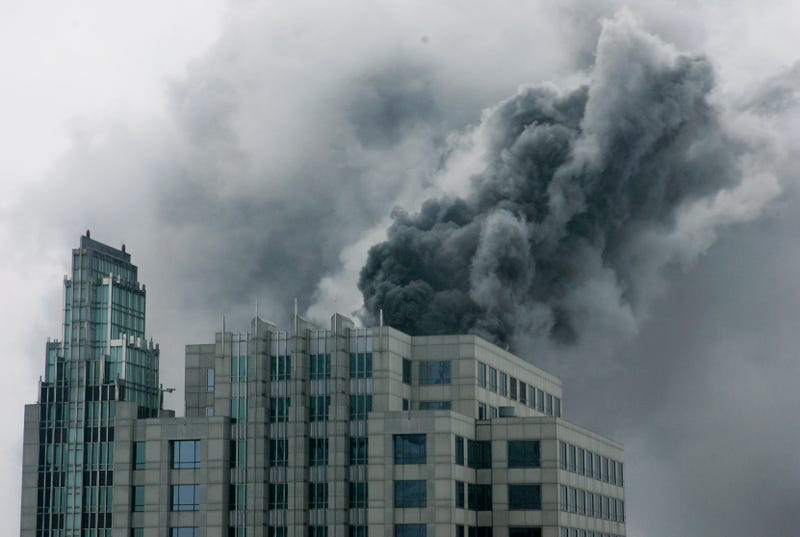 How to Survive a Skyscraper Fire