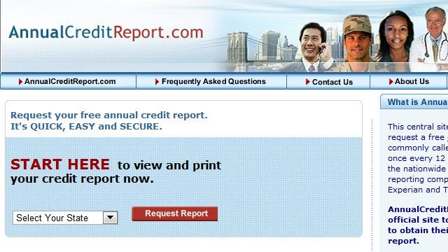 Grab Your Free Once-a-Year Credit Report Before the Year's End