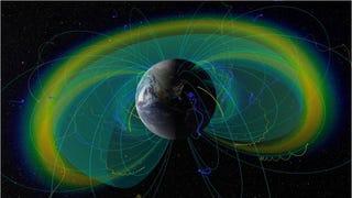 Descubren nueva barrera de energía que protege la Tierra de radiación