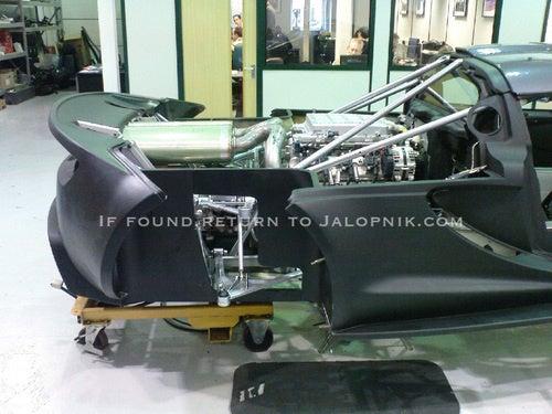 Hennessey Venom GT Concept: Live Photos