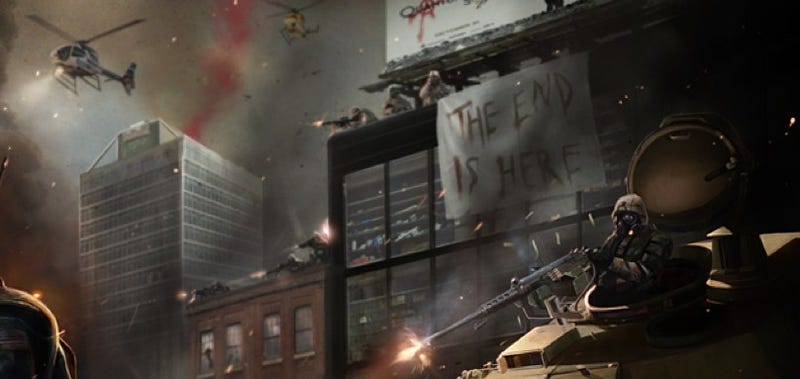 World War Z Concept Art Rocks The Battle Of Yonkers