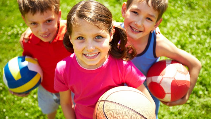8-Year-Old Girls Can Kick 8-Year-Old Boys' Asses at Sports, So Quit Telling Them That They Can't