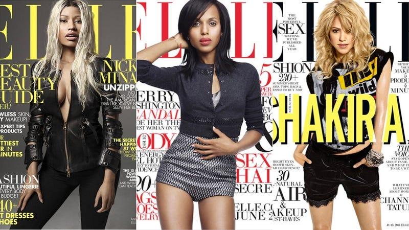 Elle Editor: Hell Yeah Women Produce 'Serious Journalism'