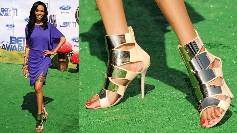 BET Awards: Nails And Wigs And Shoes, Oh My!